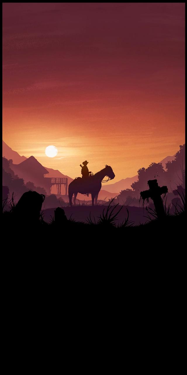 Red Dead Redemption 2 [800×1600] 4K
