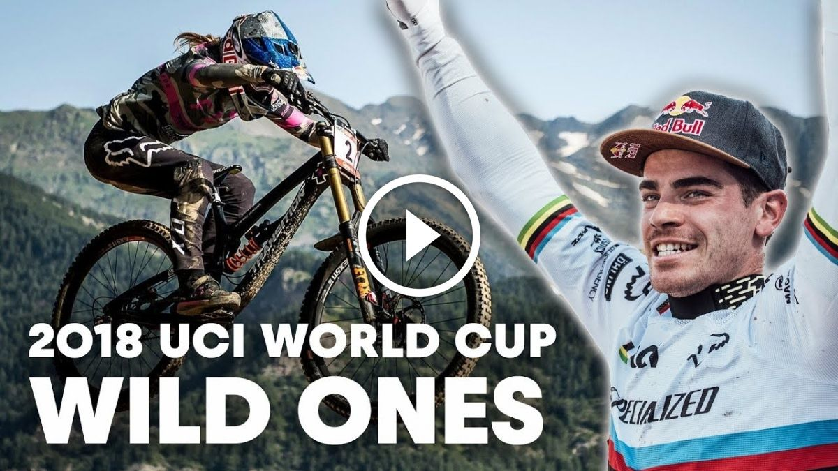 Watch Best Of The Wild Ones Uci Dh World Cup 2018 Season World