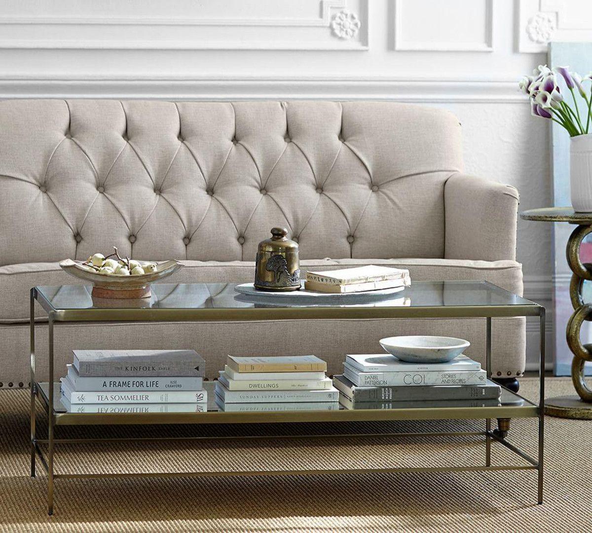 Coffee Table Furniture Barn: Leona Coffee Table