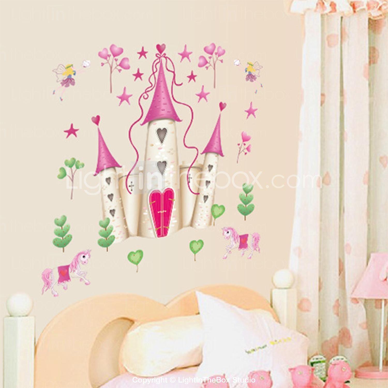 parete decalcomanie adesivi murali, wall stickers cartone animato ...