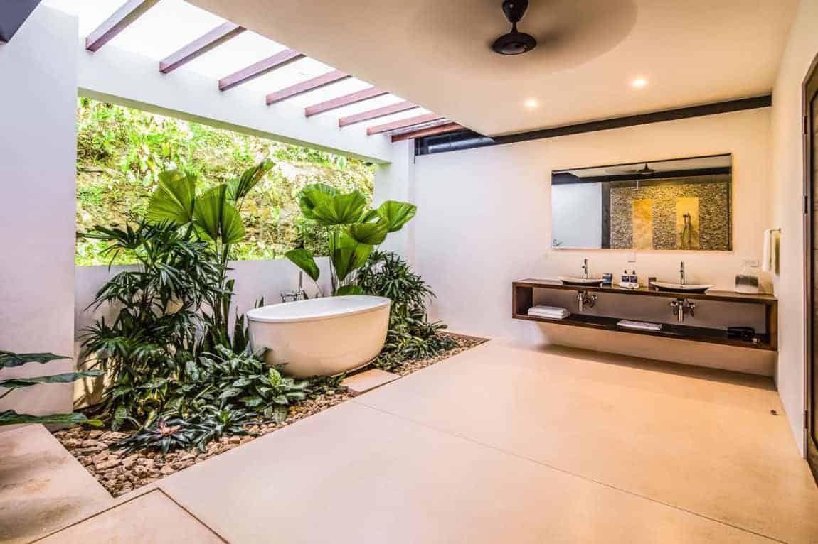 50 Tropical Style Primary Bathroom Ideas Photos In 2020 Indoor Outdoor Bathroom Diy Bathroom Remodel Cheap Bathroom Remodel