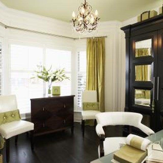 A Traverse Drapery Rod Uses A Cord System To Draw The Drapes Small Living Room Decor Living Room Windows Home