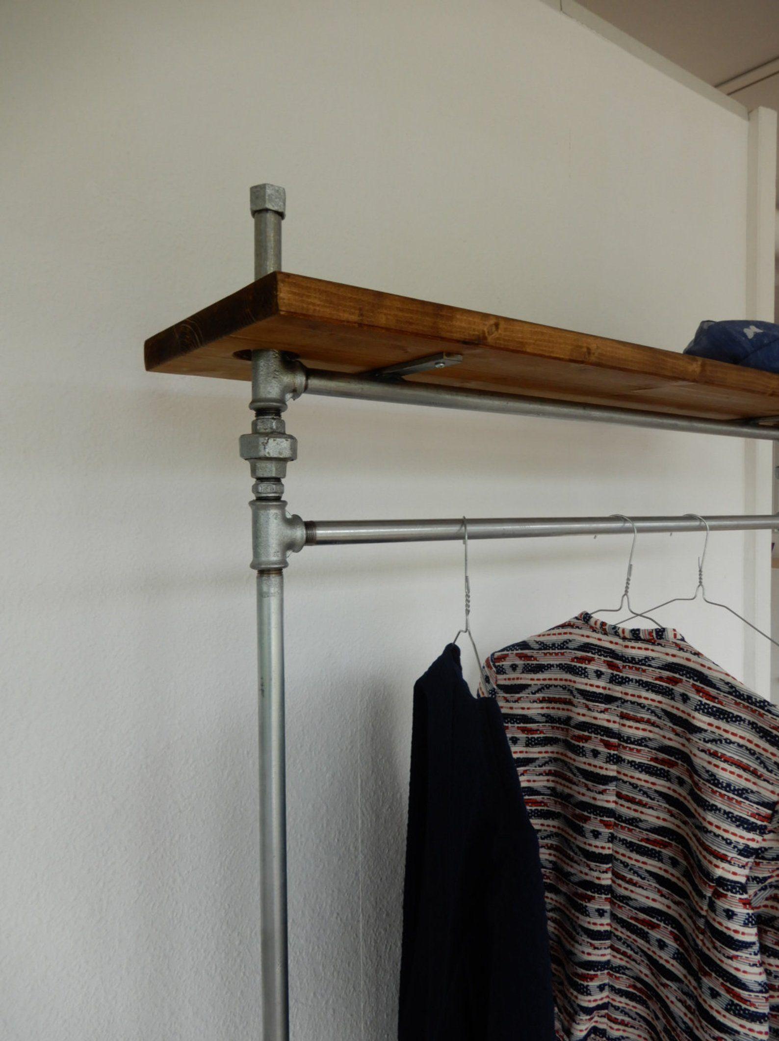 Kleiderstange Kleiderstander Verzinkt Mit Rollen Clothing Rack Tropical Furniture Coat Rack