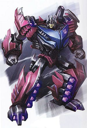 transformers fall of cybertron quake all cybertron decepticons