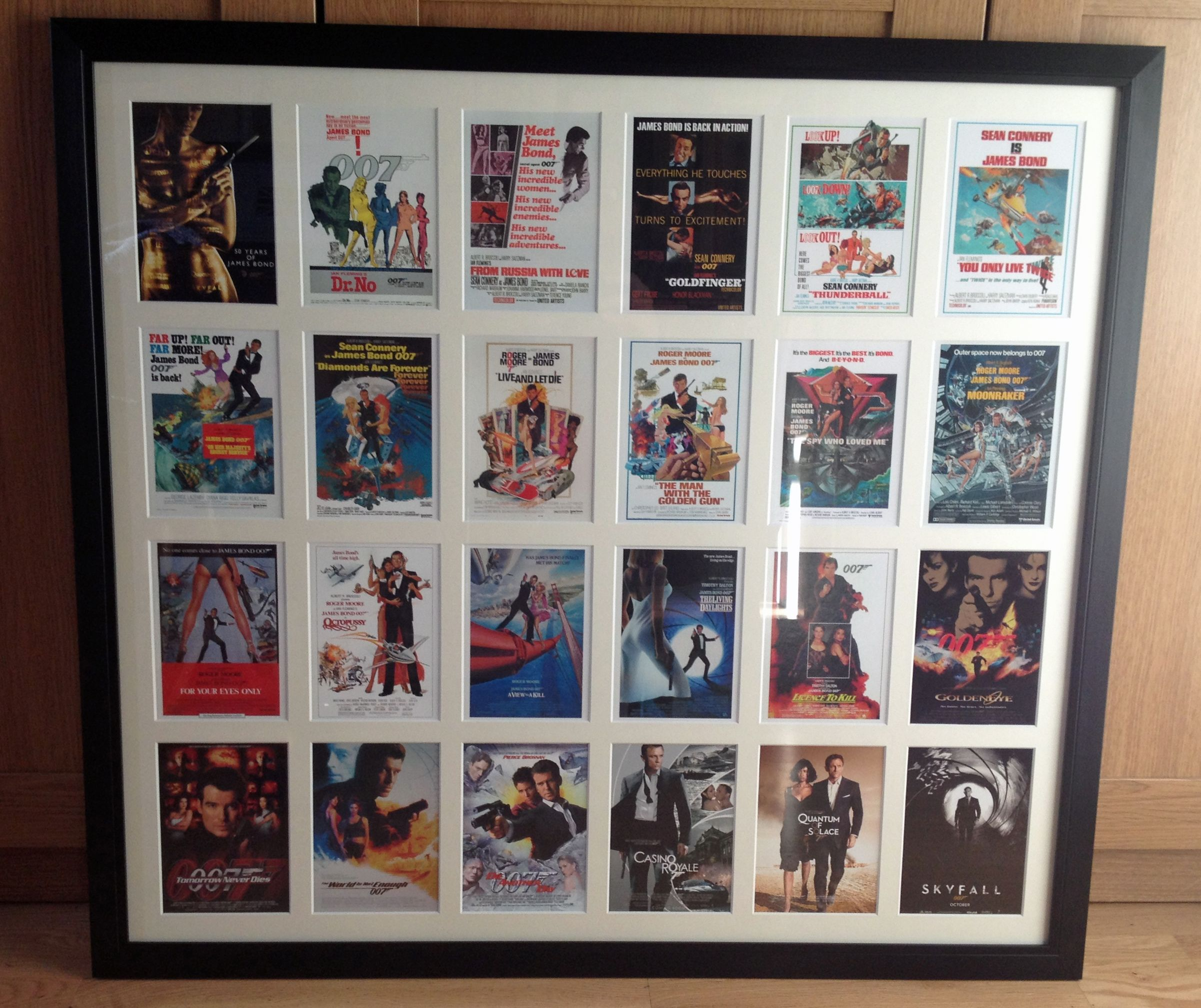 Framing projects | Your Picture Framer Worcester