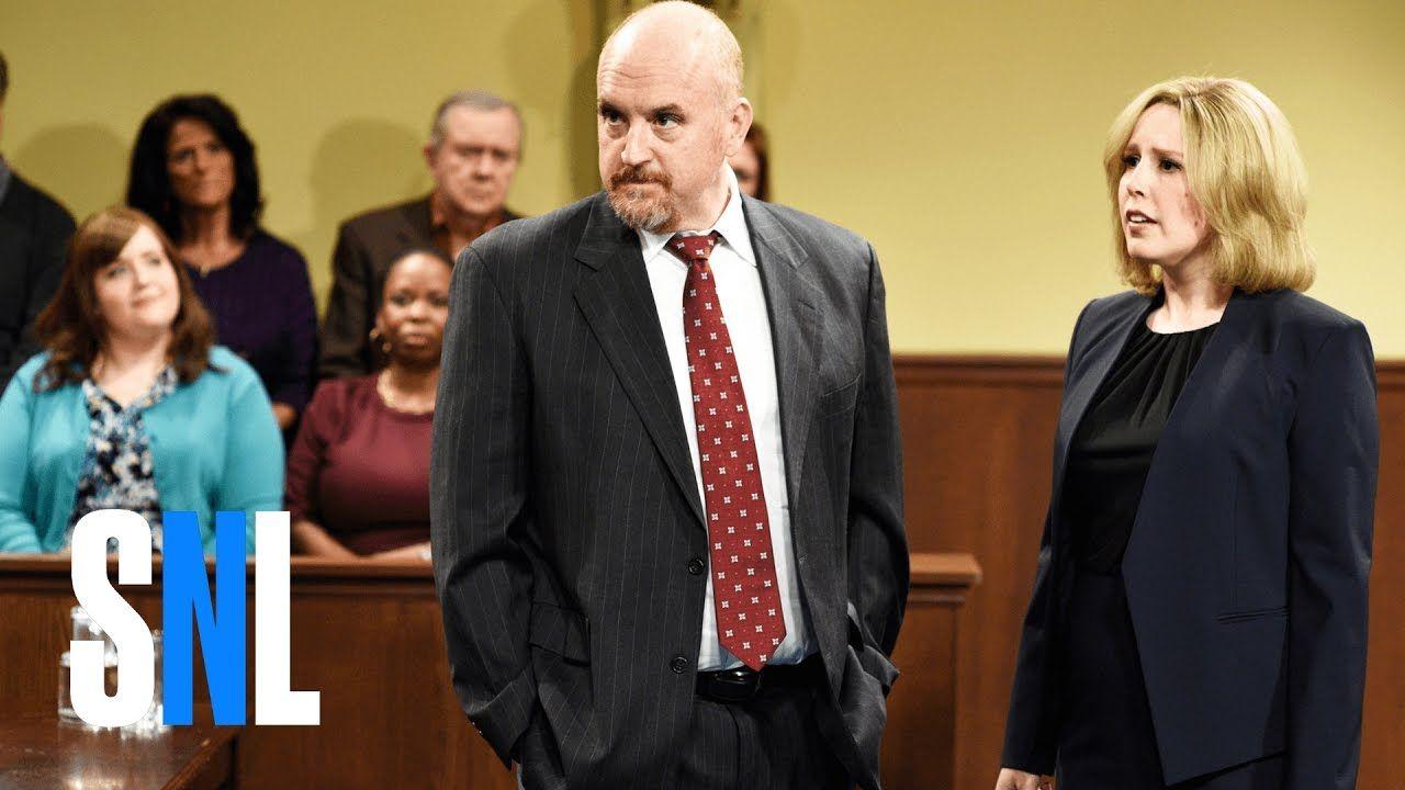 The Lawyer SNL Louis C K shows us how far false