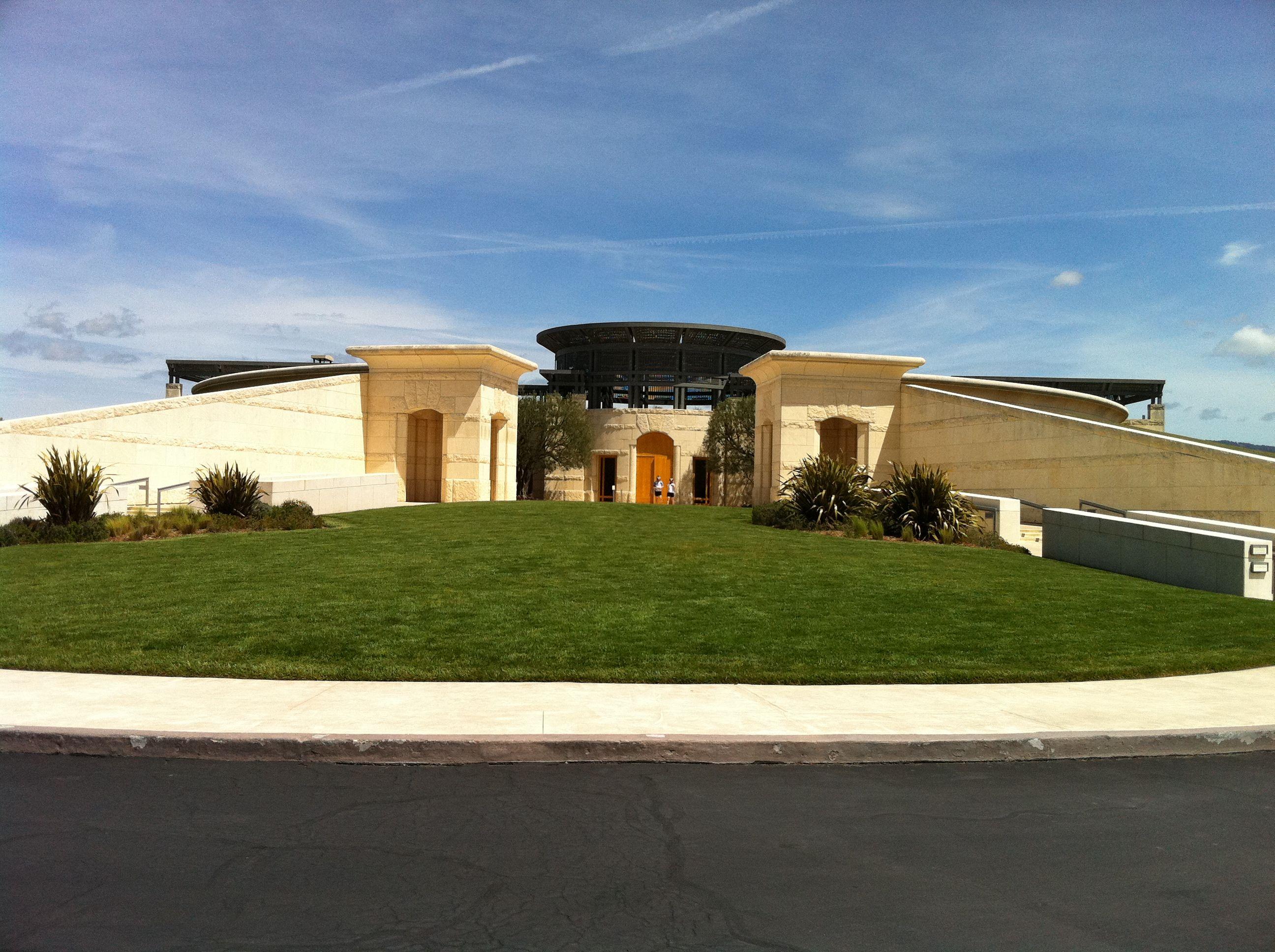 Opus One Winery Napa Valley Ca Napa Valley Wineries Napa Valley Places
