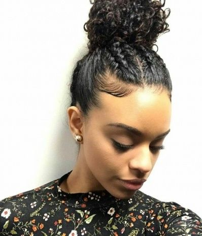 Cute Hairstyles For Mixed Curly Hair Natural Hair Styles