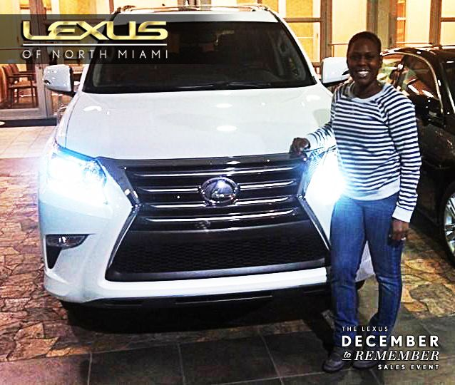 Congrats to Chanadra Young Whiting on her new 2014 Lexus