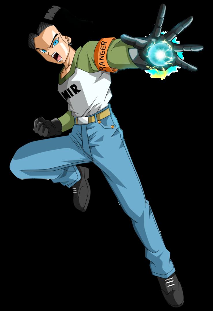 Android 17 Dragon Ball Super Manga Anime Dragon Ball Super Dragon Ball Artwork