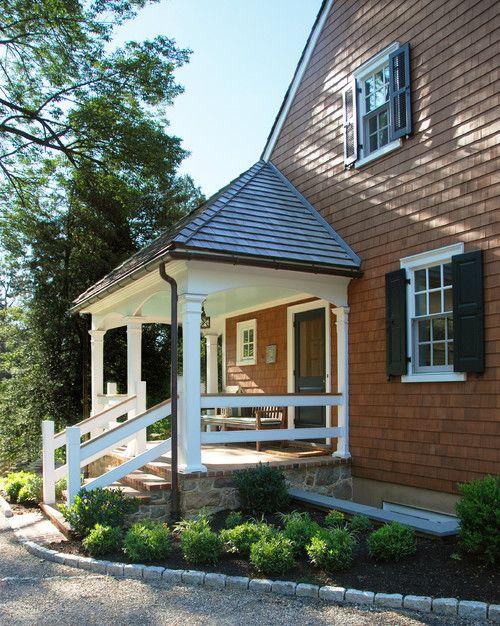 Canary cottage, PA. Archer & Buchanan Architecture.