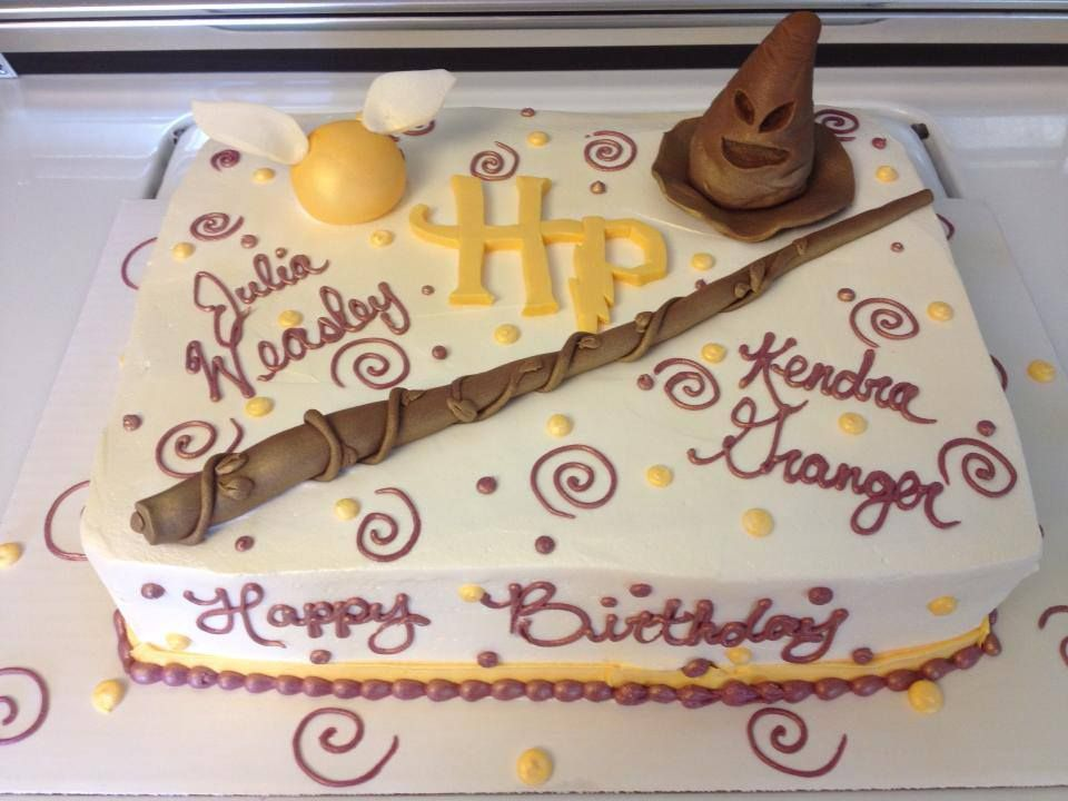 Harry Potter Cake (960×720)