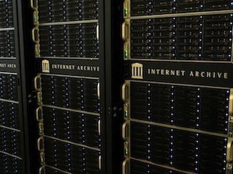 Internet Archive, documental para conocer la gran biblioteca de la red. The Internet Archive Documentary [HD 720p] [2014]