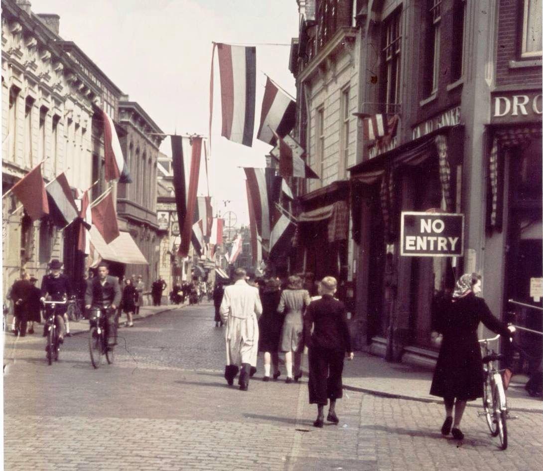 228 Heuvelstraat 1945