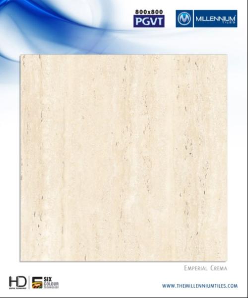 Millennium Tiles 800x800mm (32x32) Digital PGVT Porcelain Tiles...  Millennium Tiles 800x800mm (32x32) Digital PGVT Porcelain Tiles Series. https://goo.gl/JOFklK - Emperial Crema #pgvt #vitrified #porcelain #tiles #interiordesign #construction #realestate #tegel #carrelage #fliesen #crema