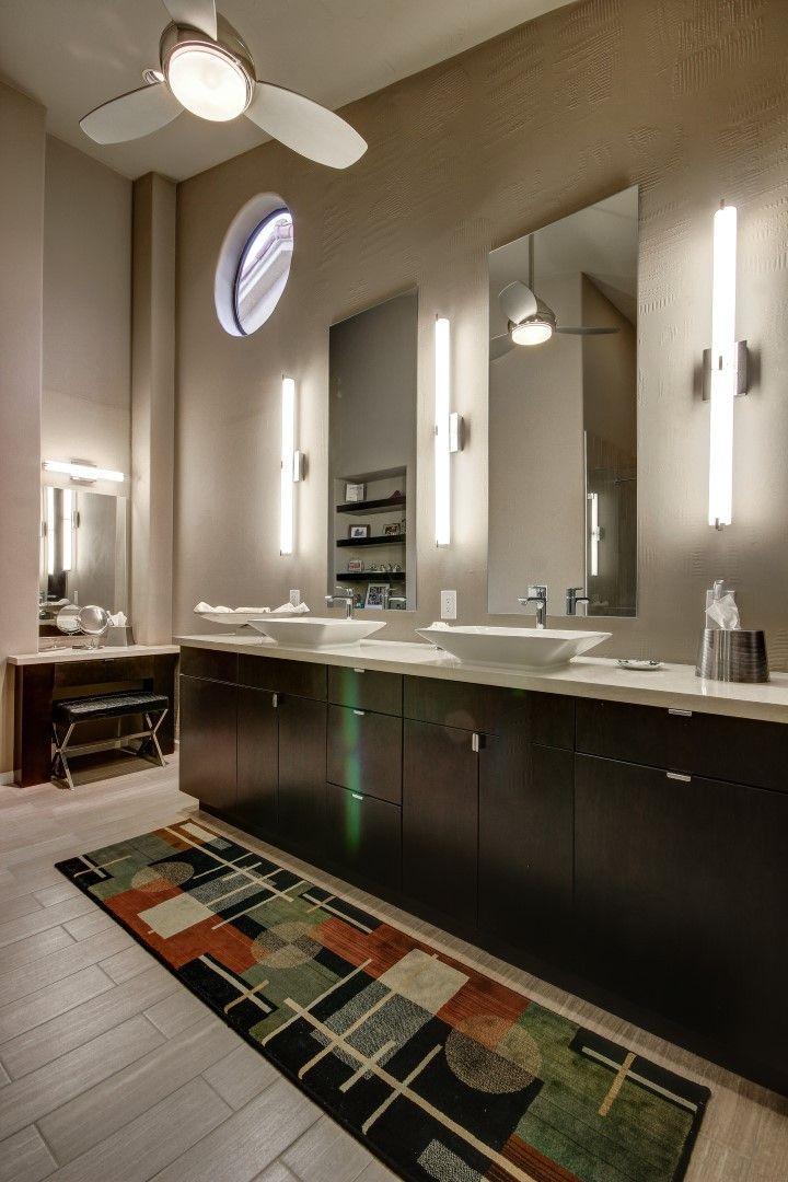 Scottsdale AZ Contemporary Bathroom Remodel Good Guys Remodeling - Bathroom remodel scottsdale
