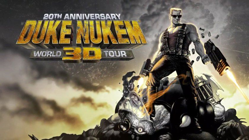 Duke Nukem 3d 20th Anniversary Edition World Tour Review Glitch Cat 20th Anniversary Pc Games Download Download Games