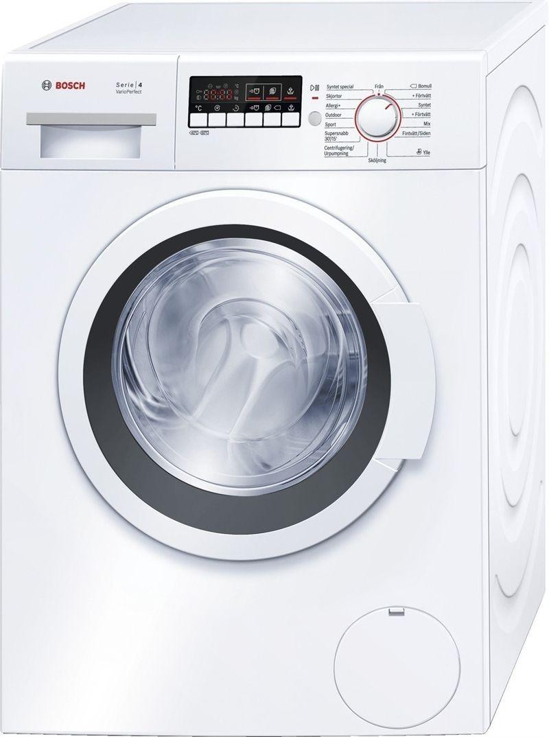 Bosch Wak28267sn Vitvaror Tvattmaskin