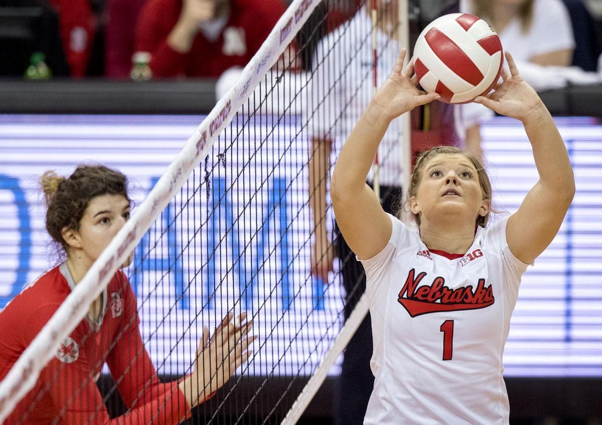 Volleyball Wallpapers Volleyball Wallpaper Nebraska Athlete