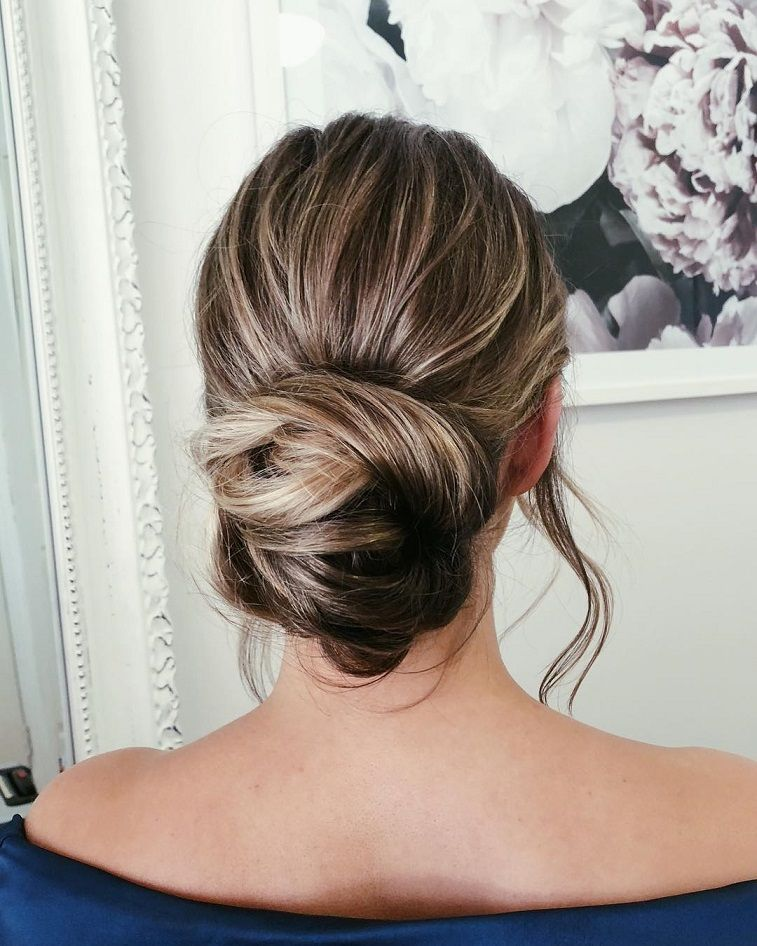 Beautiful updo Hairstyles For A Romantic Bride - Beautiful messy braids and updo hairstyle,Textured updo, updo wedding hairstyles,updo hairstyles,messy updos #weddinghair #wedding #hairstyles #updowedding #weddinghairstyles