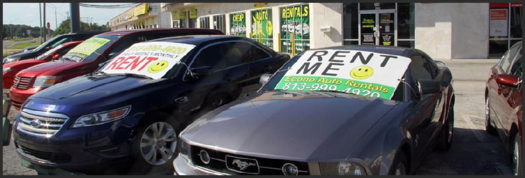 Econo Car Rentals Offers The Best Airport Car Rental Deal
