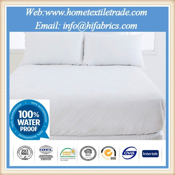 Image Of Comfort Waterproof Mattress Cover Durable Cloth Mattress Protector In Pennsylvania Quick Waterproof Mattress Cover Waterproof Mattress Mattress Covers