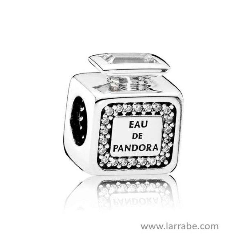 Charm Pandora Eau De Pandora 791889cz  U2026