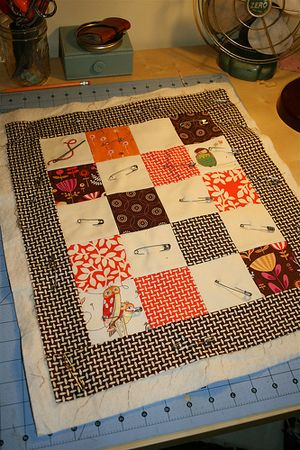 Doll Quilt Sew-Along, Part 2   Sew Mama Sew  