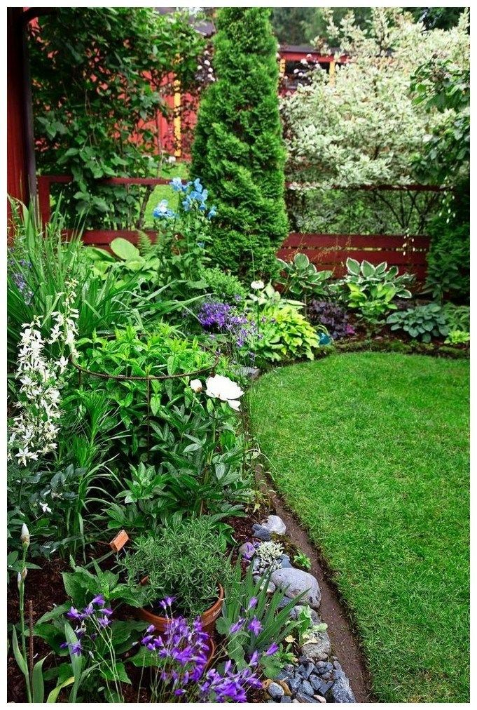 55 beautiful small cottage garden ideas for backyard on most beautiful backyard landscaping ideas id=41557