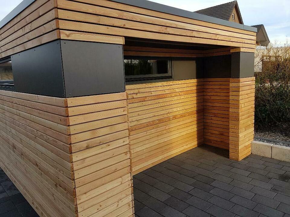 Holzstanderhaus Gartenhaus Rhombusleisten Hpl Platten In Nordrhein Westfalen Lohne Ebay Kleinanzeigen In 2021 Gartenhaus Modern Gartenhaus Gartenhaus Holz