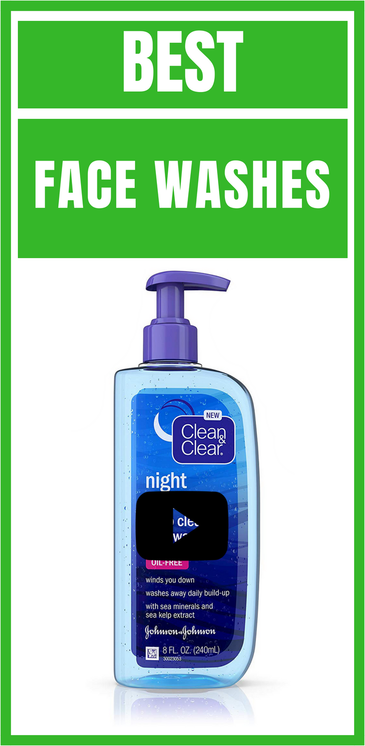 Top best face washes for acne u oily skin watch the full review on
