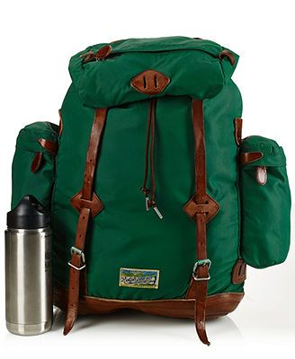 Polo Ralph Lauren Yosemite Nylon Backpack   Wish List   Pinterest ... 2cbd14ae0d