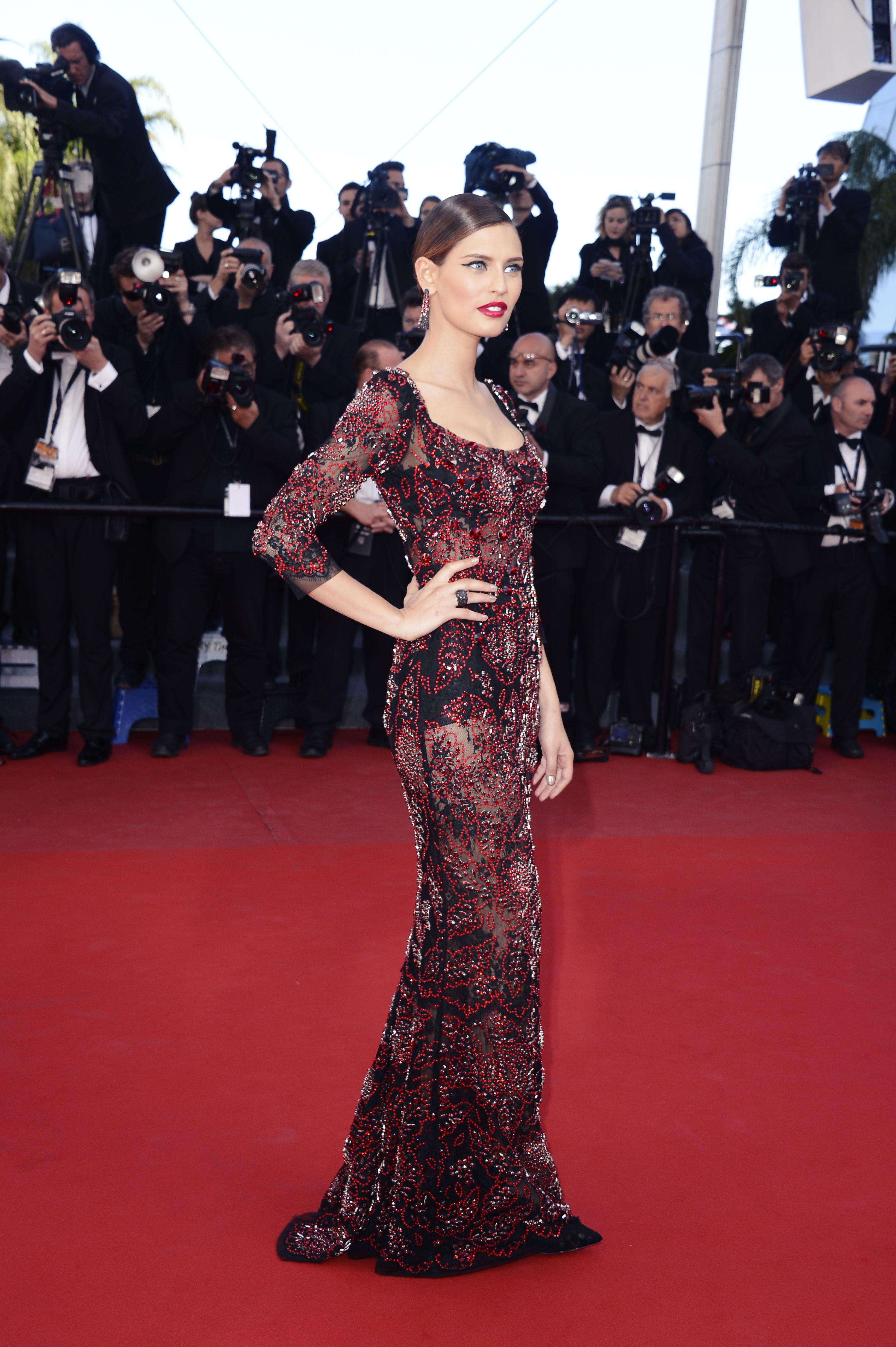 #BiancaBalti #Cannes2013 #LorealParis