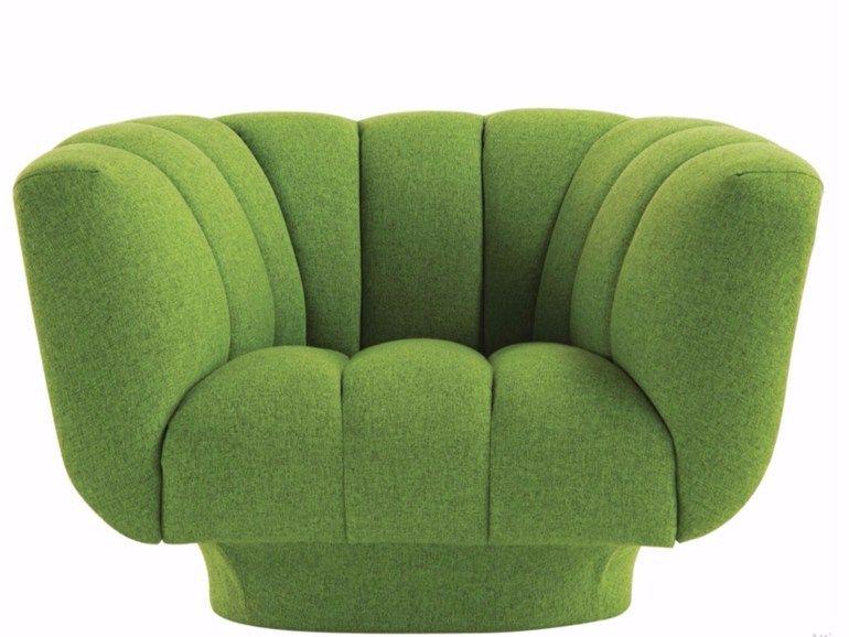 Odea armchair by roche bobois design roberto tapinassi maurizio