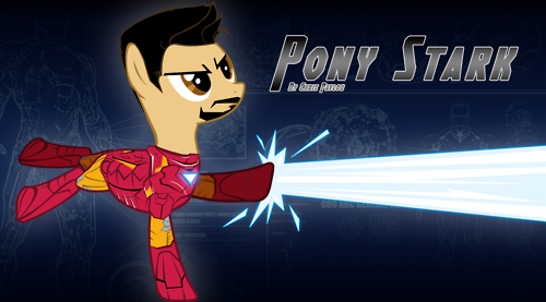 The Invincible Iron Pony