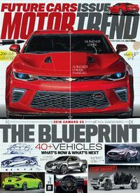 July 01, 2015 issue of Motor Trend