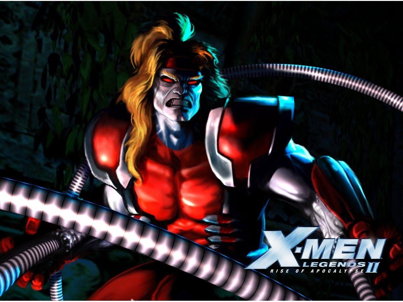 X Men Legends Ii Rise Of Apocalypse Wallpaper Collection Wallpapers Super Herois Super Heroi Herois
