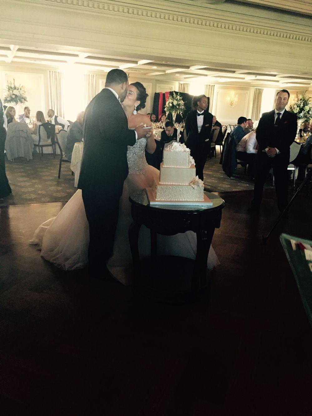 My aunts wedding