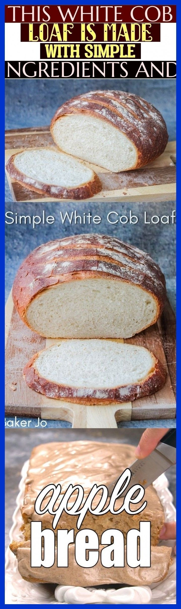 This White Cob Loaf Is Made With Simple Ingredients And Dieses Weiße Cob Loaf Ist Mit Einfachen Zutaten Hergestellt Und | Bread Ideas #cobloaf This White Cob Loaf Is Made With Simple Ingredients And | dieses weiße cob loaf ist mit einfachen zutaten hergestellt und #recipesbread #cobloaf This White Cob Loaf Is Made With Simple Ingredients And Dieses Weiße Cob Loaf Ist Mit Einfachen Zutaten Hergestellt Und | Bread Ideas #cobloaf This White Cob Loaf Is Made With Simple Ingredients And | dieses w #cobloaf