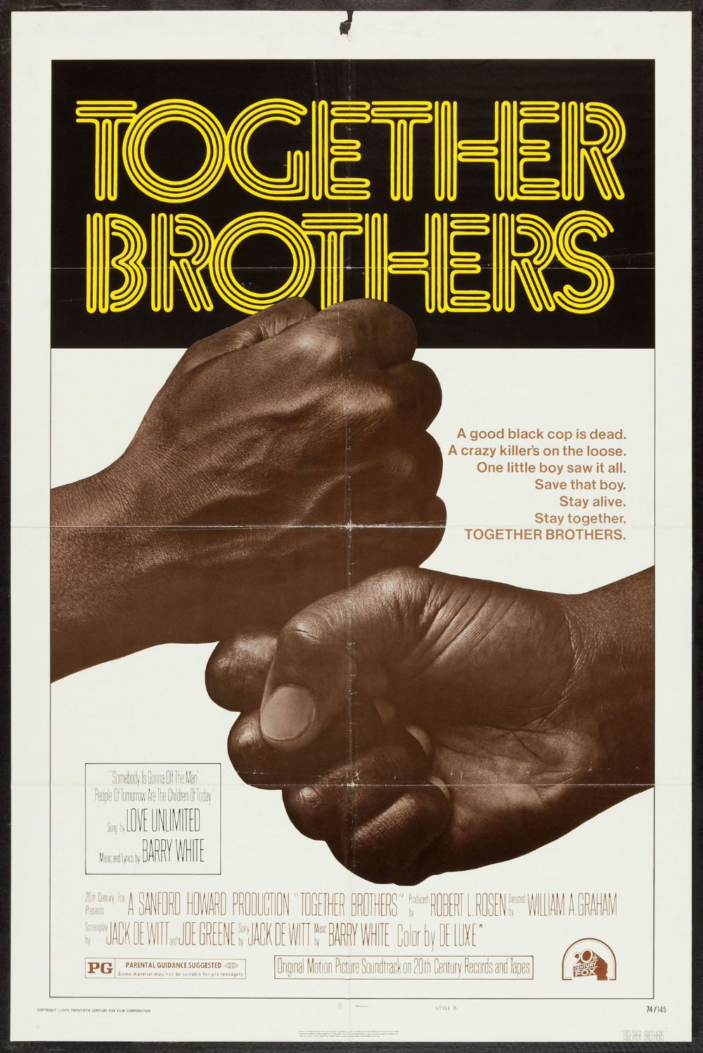 Together Brothers Movie Poster