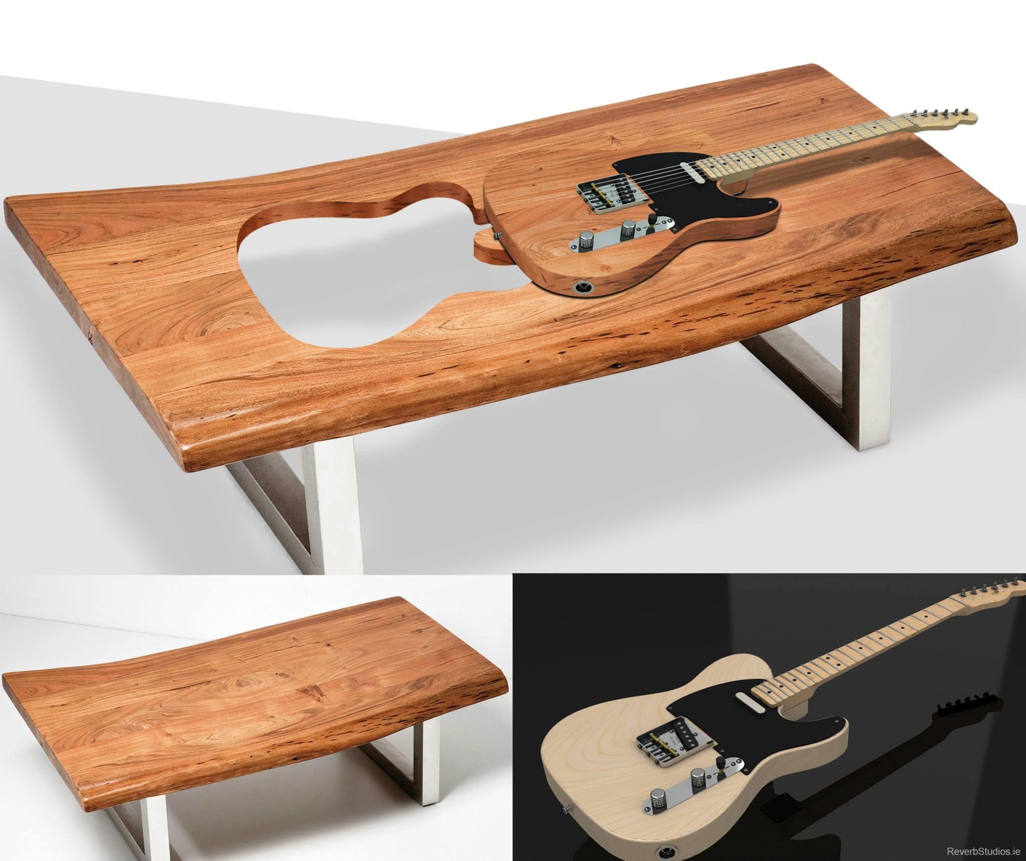 Fender Telecaster cutout