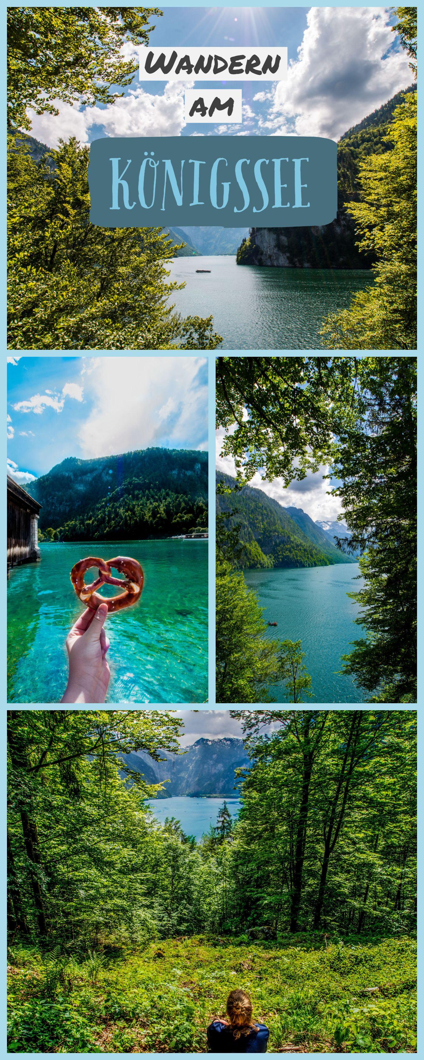 Wandern am Königssee – Der Rundweg Malerwinkel – Sophias Welt