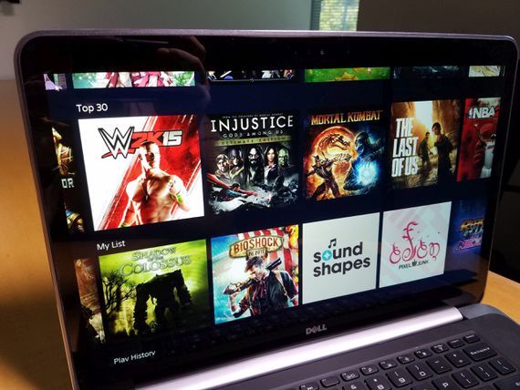Playstation Now Will Soon Stream Ps4 Games Cnet Ps4