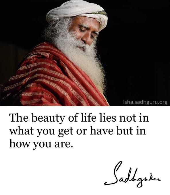 Karma Sadhguru Quotes About Life
