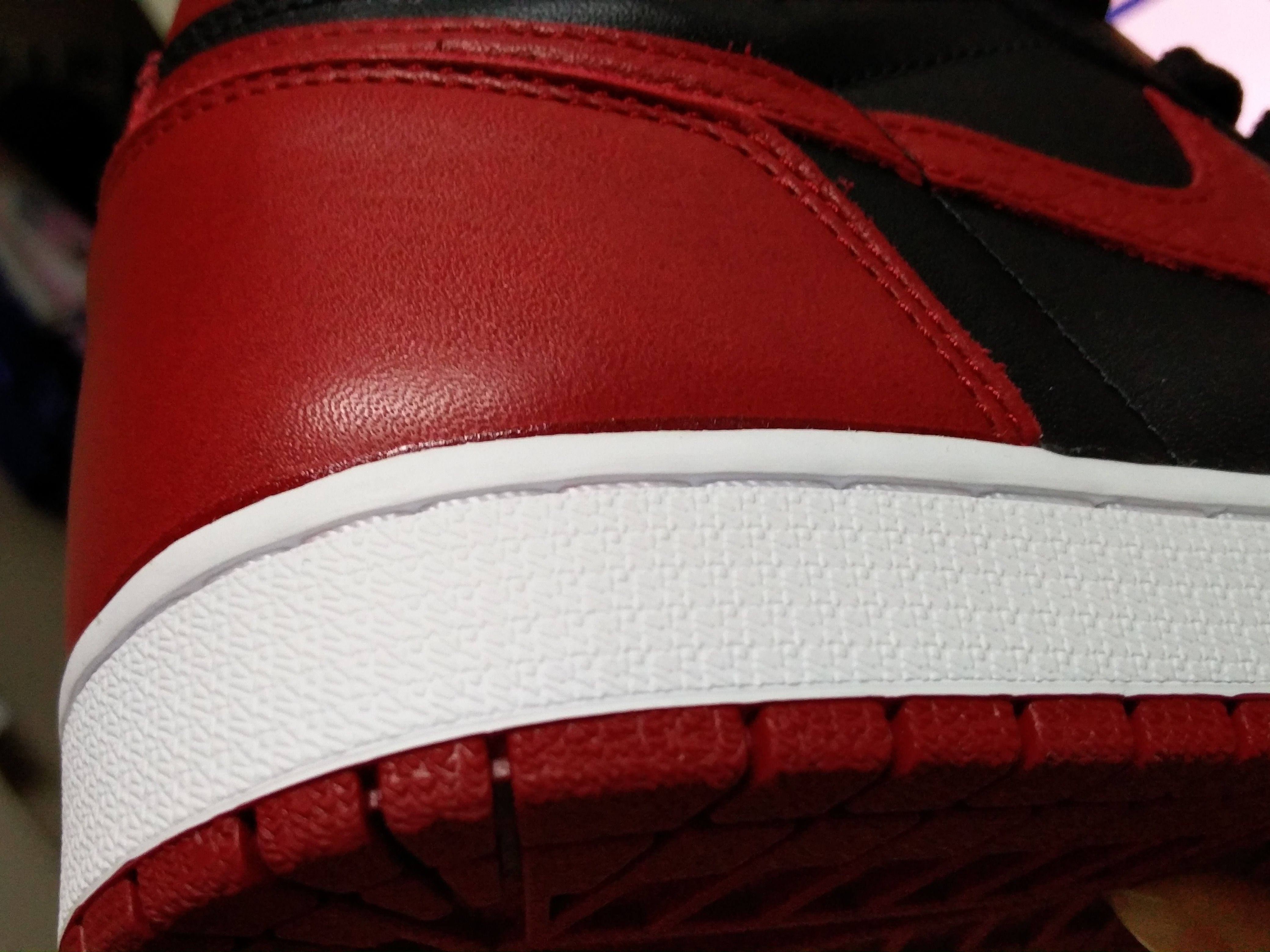 How To Remove Glue Stains From Jordan 1 Bred 2016 Nike Sneakers