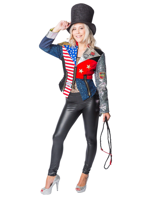 Zirkusdirektorin kostüm selbst zusammenstellen » deiters