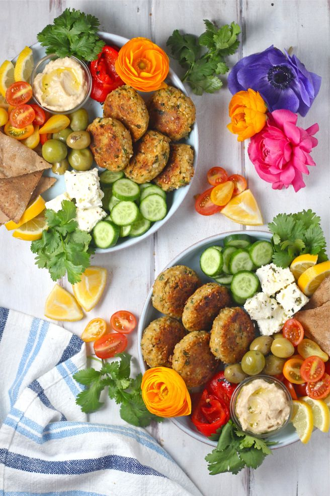 These Easy Vegan Falafel Are Loaded With Hearty Chickpeas Nutty