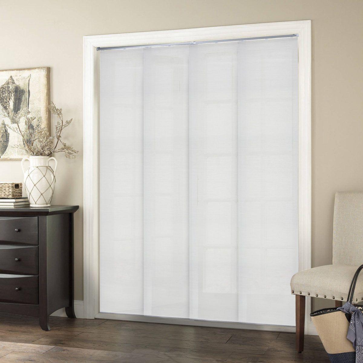 Door window coverings  drspbw  home renovation  pinterest  birch patio doors and