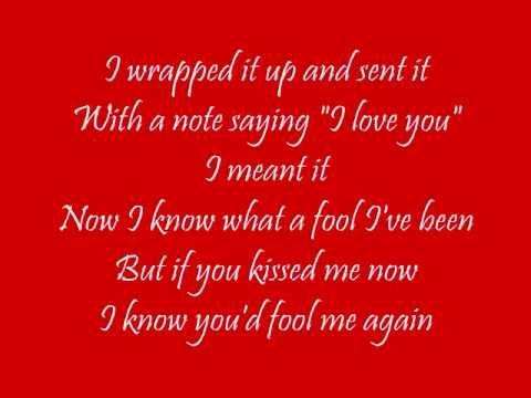 Wham Last Christmas I Gave You My Heart Lyrics Last Christmas Lyrics Christmas Lyrics Xmas Songs