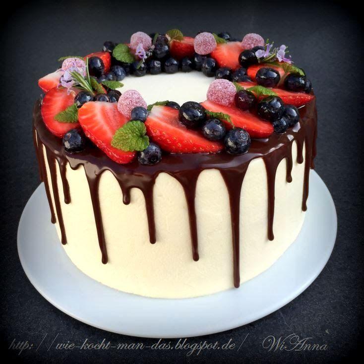 viele Koch und Backrezepte für den Alltag und für die Feste, mit SchrittfürSchritt Fotos, schön gedeckter Tisch, Geburtstagstisch is part of Cake -